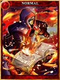試練の炎魔道士