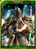 試練の重斧騎士